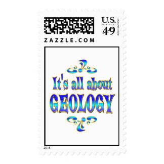ABOUT GEOLOGY STAMP