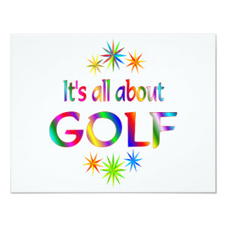 About Golf Card
