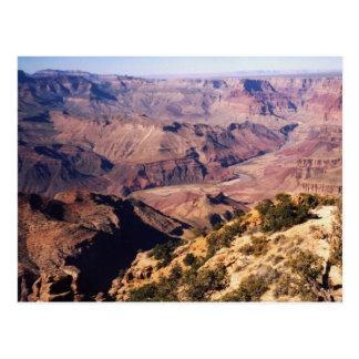 About Grand Canyon Postcard
