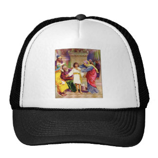 About His Father's Business Trucker Hat