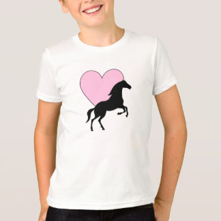 About Horses and Love T-Shirt