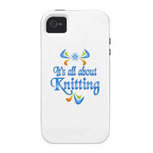 About Knitting Case For The iPhone 4