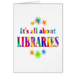 About Libraries Cards