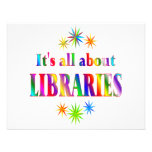 About Libraries Custom Announcements
