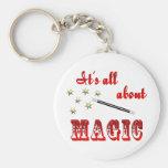 About Magic Key Chain