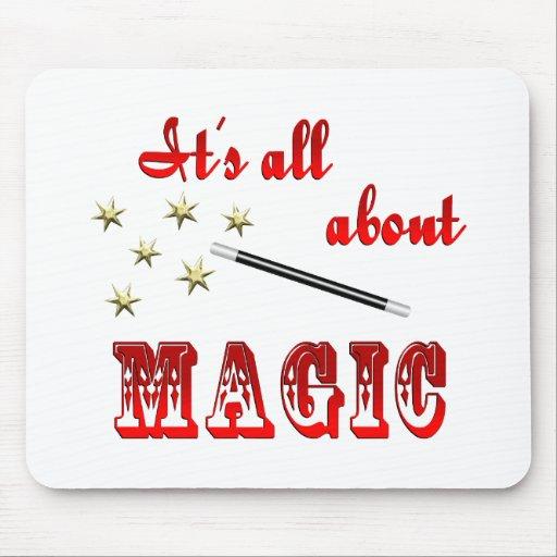 About Magic Mousepads