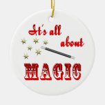About Magic Ornaments