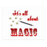 About Magic Postcards