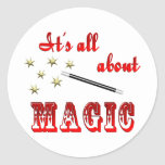 About Magic Stickers