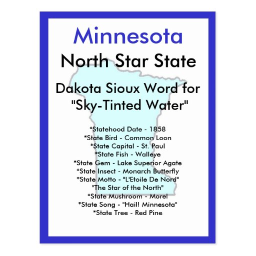 About Minnesota Post Cards