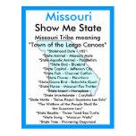 missouri, state, united, states, usa, symbols,