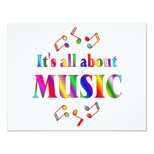 About Music Card