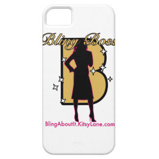 About My BUSINESS! iPhone 5 Cover