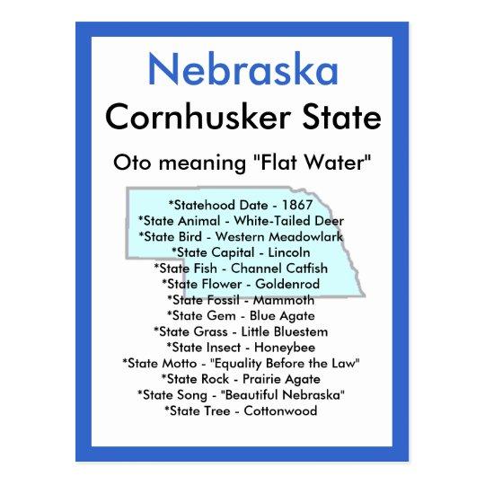 Nebraska State Gem