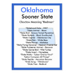 About Oklahoma Post Cards