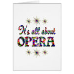 About Opera Cards