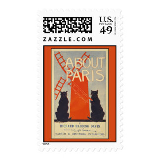 About Paris Stamp