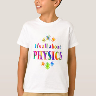 About Physics T-Shirt