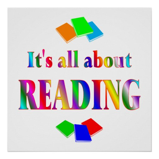 About Reading Poster