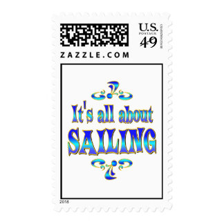 ABOUT SAILING STAMP