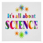 About Science Poster