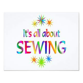 About Sewing Card