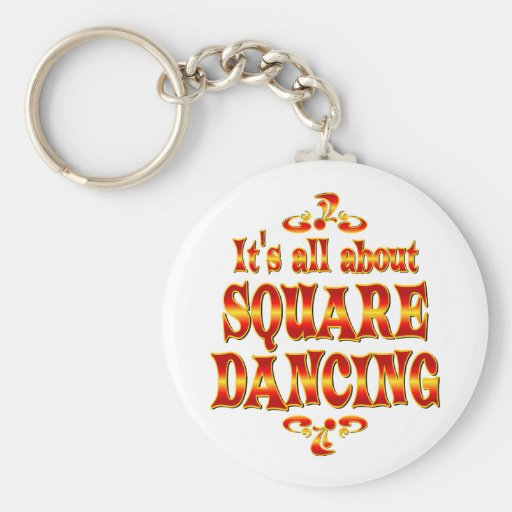 ABOUT SQUARE DANCING KEYCHAINS