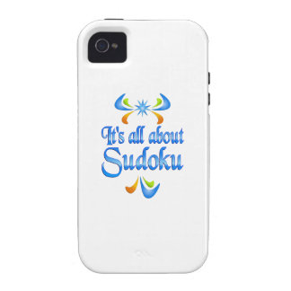 About Sudoku iPhone 4/4S Cover