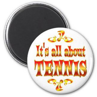 ABOUT TENNIS MAGNETS