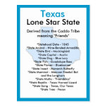 About Texas Post Cards