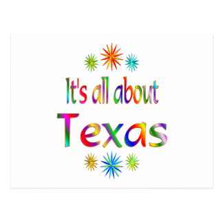 About Texas Postcard