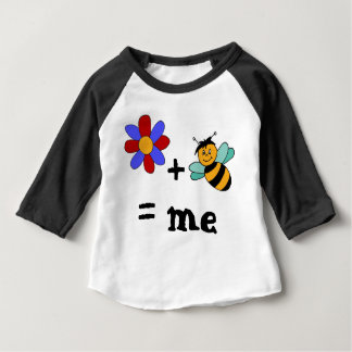 About the flowers and the bees baby T-Shirt