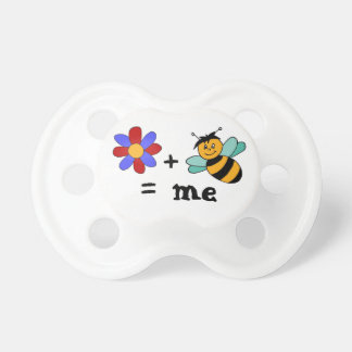 About the flowers and the bees pacifier
