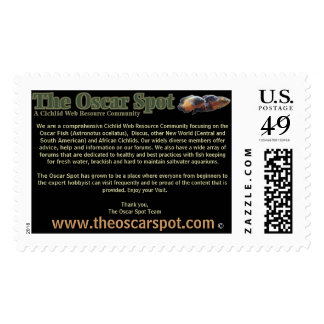 About The Oscar Spot Postage Stamps