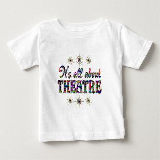 About Theatre Infant T-shirt