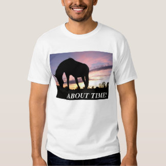 About Time! T-shirt