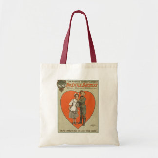ABOUT TO BE KISSED TOTE BAG