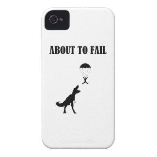 About to Fail iPhone 4 Cover