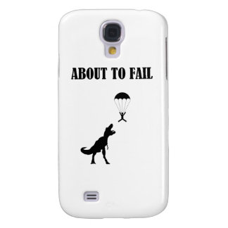 About to Fail Galaxy S4 Cover