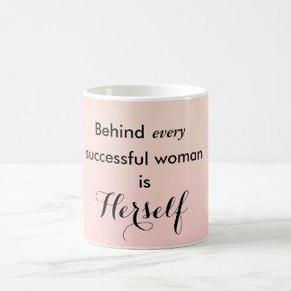 About Women Coffee Mug