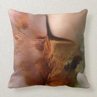 Above Abstract Art Designer Pillow