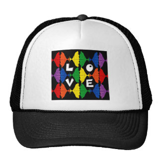 Above All Things Trucker Hat