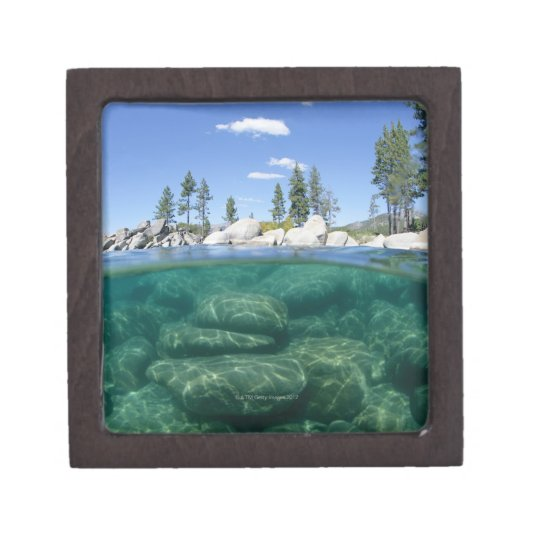 Above and below Lake Tahoe Gift Box