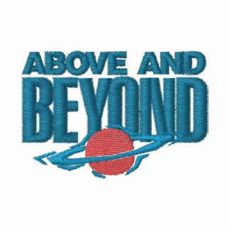 ABOVE AND BEYOND HOODY
