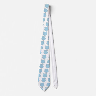 Above and Beyond the Call of Duty Badge Neck Tie
