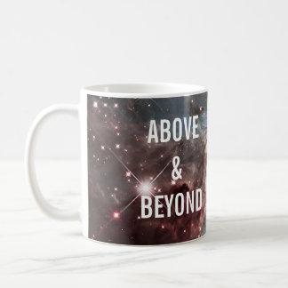 Above & Beyond   Stellar Coffee Mug