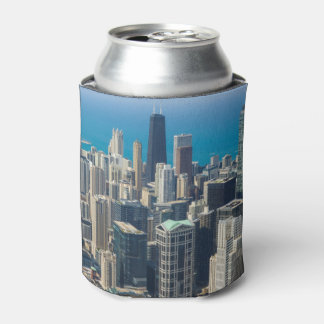Above Chicago Can Cooler