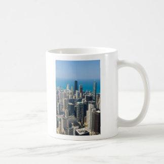 Above Chicago Coffee Mug