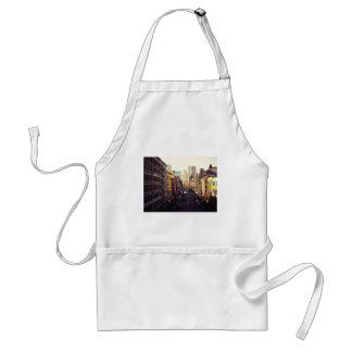 Above Chinatown Adult Apron
