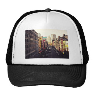 Above Chinatown Trucker Hat